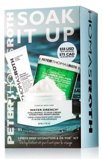 Peter Thomas Roth Deep Hydration & De-tox(tm) Kit