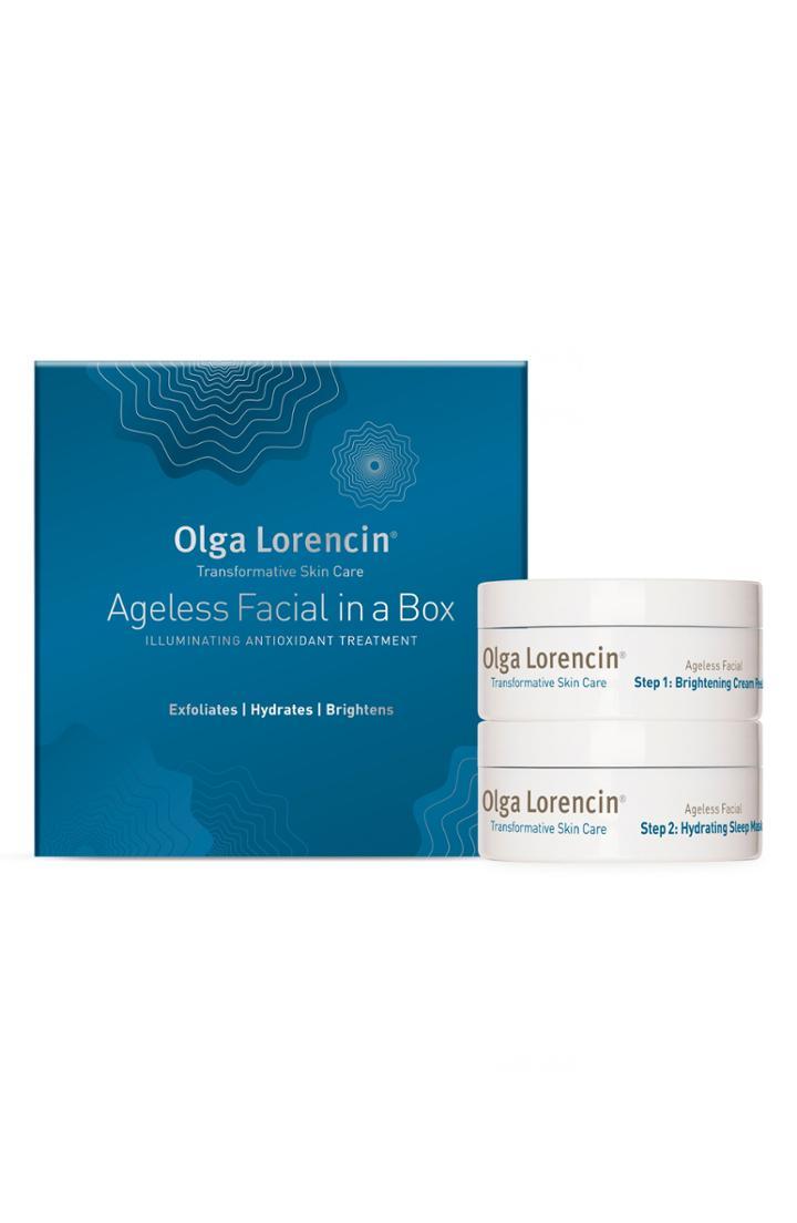 Olga Lorencin Ageless Facial In A Box