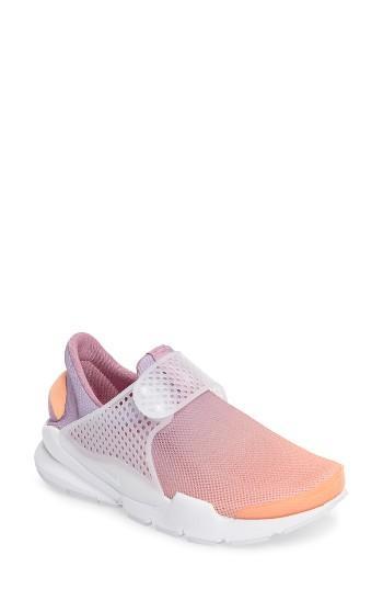 Women's Nike Sock Dart Breathe Sneaker M - Grey