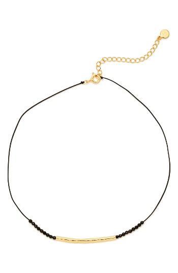 Women's Gorjana Power Stone Choker Necklace