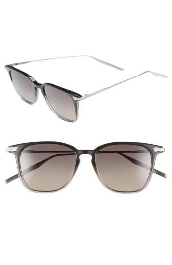 Men's Salt 'ridgeway' 51mm Polarized Sunglasses - Lead Gradient/ Grey