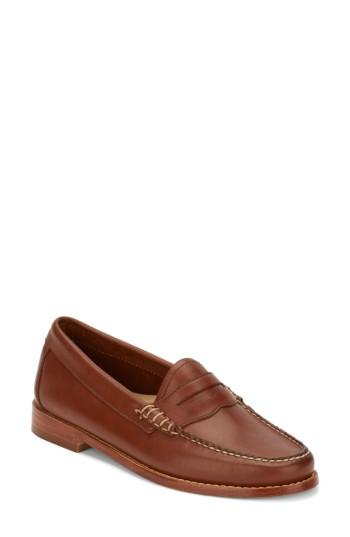 Women's G.h. Bass & Co. 'whitney' Loafer W - Brown