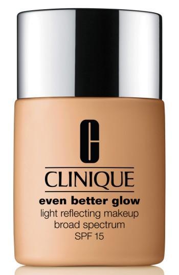 Clinique Even Better Glow Light Reflecting Makeup Broad Spectrum Spf 15 - Tea