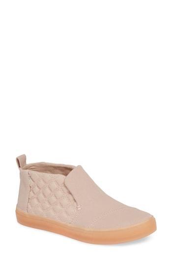 Women's Toms Paxton Slip-on Chukka Sneaker B - Pink