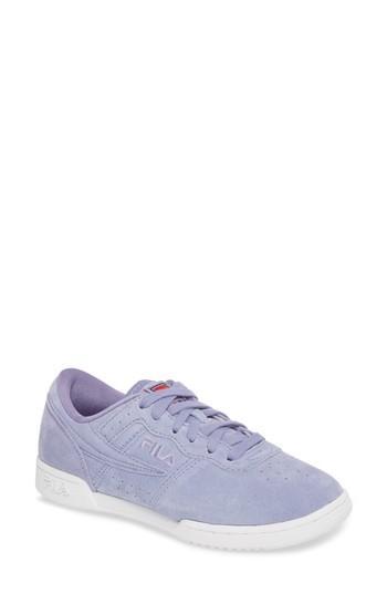 Women's Fila Original Fitness Premium Sneaker M - Purple