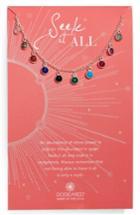 Women's Dogeared Seek It All Pendant Necklace