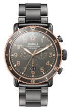 Men's Shinola The Runwell Chronograph Bracelet Watch, 48mm