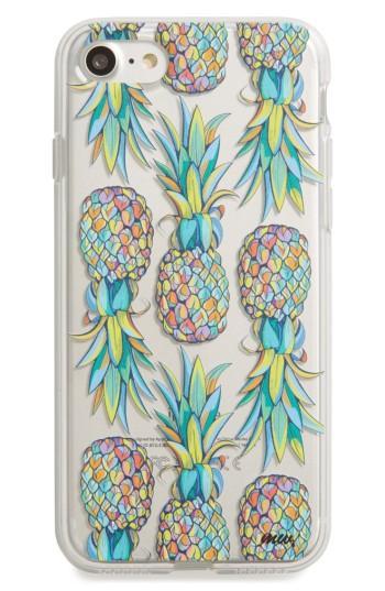 Milkyway Hawaiian Pineapple Iphone 7 Case - Yellow
