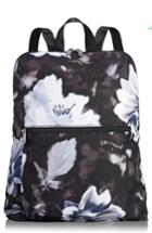 Tumi Voyageur - Just In Case Nylon Travel Backpack - Black