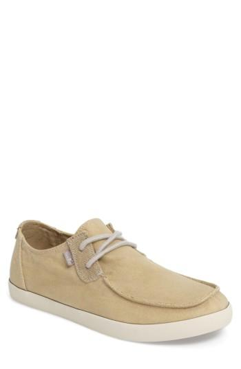 Men's Sanuk Numami Sneaker .5 M - Beige