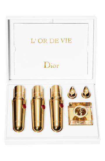 Dior La Cure L'or De Vie Vintage 2017 Set