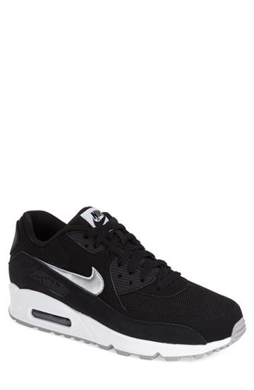 Men's Nike 'air Max 90 Essential' Sneaker M - Black