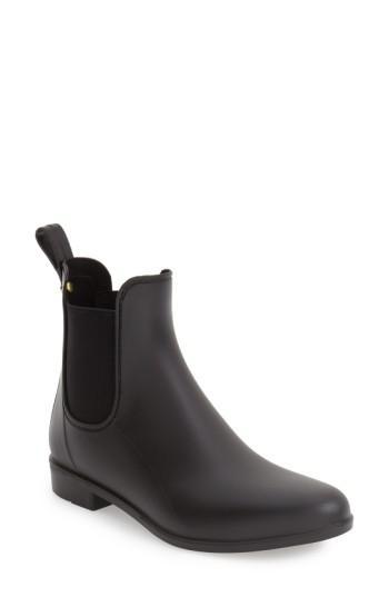 Women's Sam Edelman 'tinsley' Rain Boot W - Black