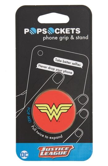 Popsockets Cell Phone Grip & Stand - Red