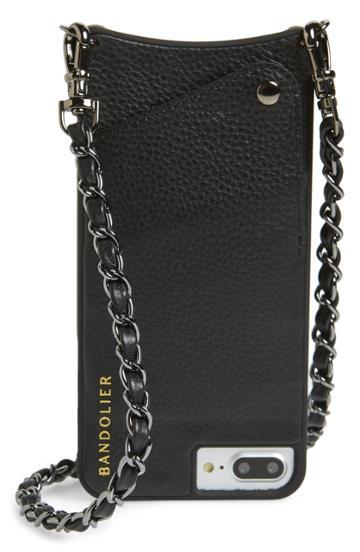 Rebecca Minkoff Initial Smartphone Sticker Pocket -