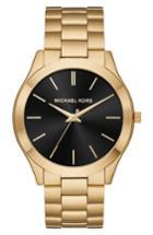 Men's Michael Kors Slim Runway Bracelet Watch, 44mm