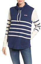Women's Vineyard Vines Shep Mixed Stripe Top