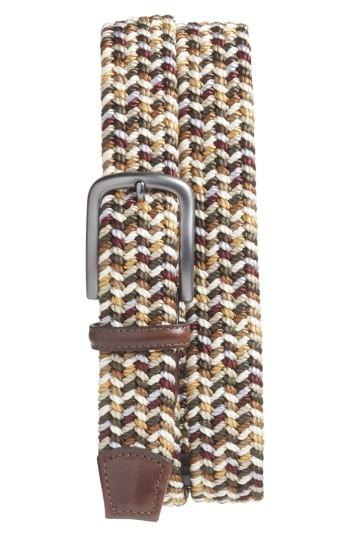 Men's Torino Belts Woven Belt