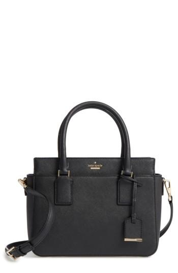 Kate Spade New York Cameron Street - Small Sally Leather Satchel -