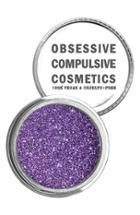 Obsessive Compulsive Cosmetics Cosmetic Glitter - Violet