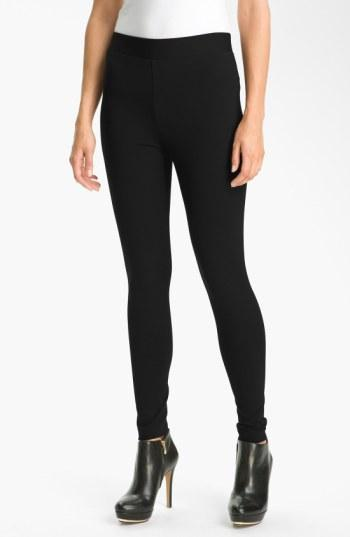 Petite Women's Two By Vince Camuto Leggings P - Grey