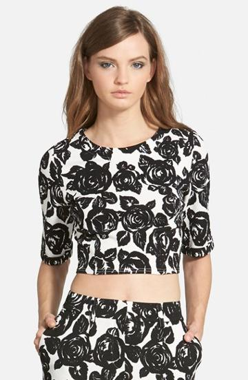 Women's Lucca Couture Floral Print