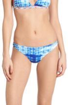 Women's Roxy Strappy Love Reversible Bikini Bottoms