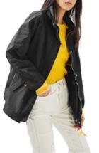 Women's Topshop Retro Sports Jacket