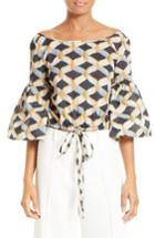 Women's Milly Lydia Chain Print Top