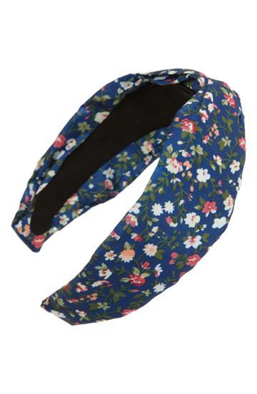 Tasha Wide Floral Headband