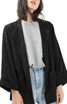 Women's Topshop Suzie Jacquard Jacket