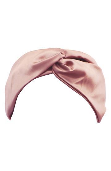 Slip(tm) For Beauty Sleep Twist Headband, Size - Pink