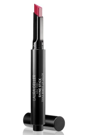 Laura Geller Beauty Shine Stick Triple Benefit Lip Color - Fuschia Spritz