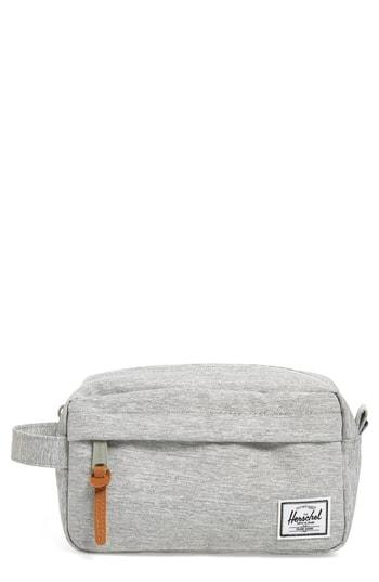 Herschel Supply Co. Chapter Carry-on Travel Kit, Size - Light Grey Crosshatch