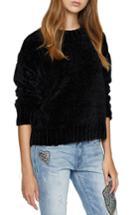 Women's Sanctuary Chenille Sweater - Black