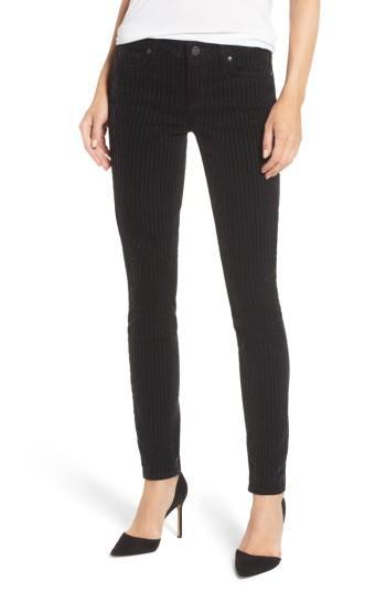Women's Paige Verdugo Ultra Skinny Jeans - Black