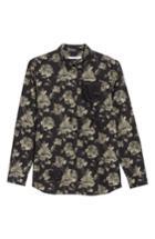 Men's Givenchy Floral Print Shirt