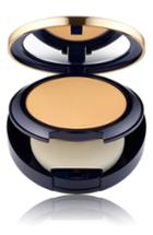 Estee Lauder Double Wear Stay In Place Matte Powder Foundation - 4w1 Honey Bronze