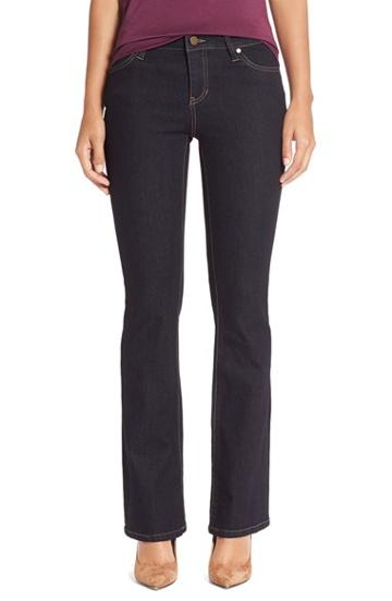 Petite Women's Liverpool Jeans Company 'lucy' Stretch Bootcut Jeans