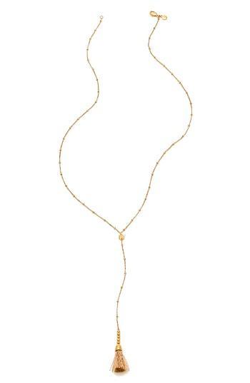 Women's Gorjana Baja Y-necklace