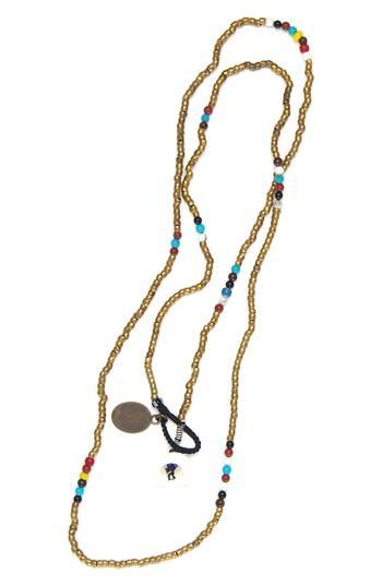 Men's Mikia Bead Necklace