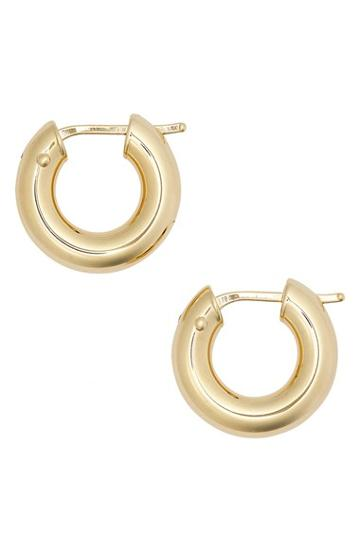 Women's Roberto Coin Hoop Earrings