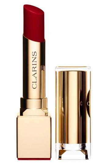 Clarins Rouge Eclat Lipstick .1 Oz - 20 Red Fuschia