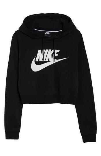 Women's Nike Sportswear Rally Crop Hoodie