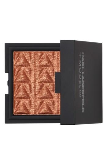 Karl Lagerfeld + Modelco Kiss Me Karl Luxe Highlight & Glow - Bronze