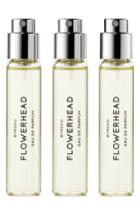 Byredo Flowerhead Eau De Parfum Travel Spray Trio