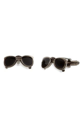 Men's Link Up Sunglasses Cuff Links