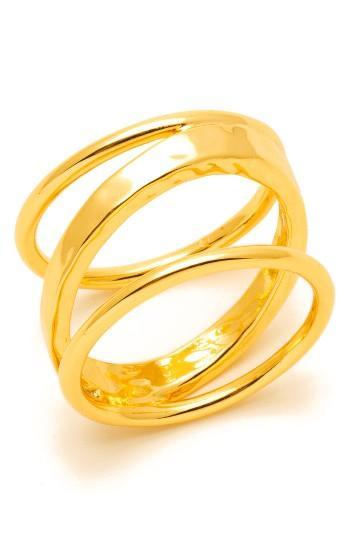 Women's Gorjana Silas Stack Ring