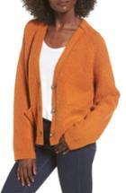 Women's Leith Cardigan Sweater - Metallic