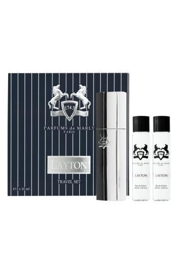 Parfums De Marly Layton Eau De Parfum Travel Spray Set (nordstrom Exclusive)